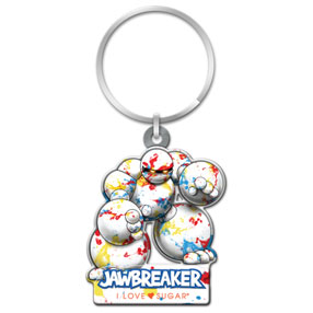 Jawbreaker Key Chain