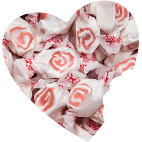 Red Velvet Taffy