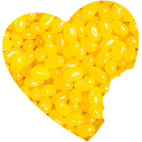 Sunkist Lemon Jelly Belly