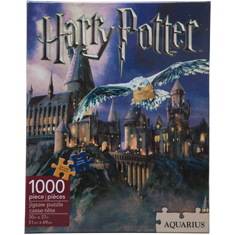 Harry Potter Hogwarts 1000 Piece Puzzle