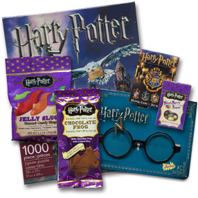 Wizard's Magical Holiday Gift Set